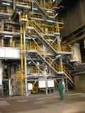 Steam boiler Royalty Free Stock Photos