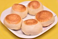 Steam bun Stock Photography