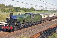 Steam charter special Stock Photos