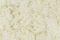 Steam cooked rice texture Stock Photo