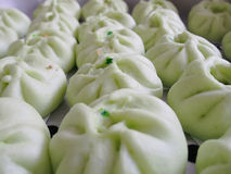 Steam dumpling Royalty Free Stock Image