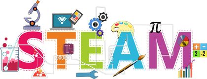 Free STEAM  Education Stock Photos - 162410613