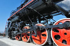 Steam Engine Stock Image