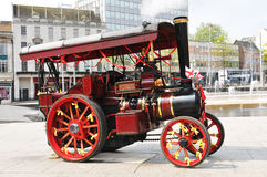 Steam engine Royalty Free Stock Photo