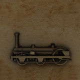 Steam engine royalty free stock photography