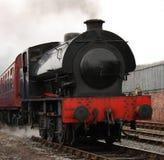 Steam Engine. Royalty Free Stock Photos