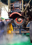 Steam engine. Stock Image