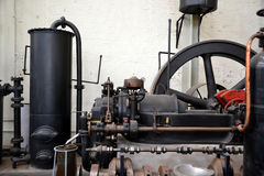 A steam engine Royalty Free Stock Image