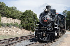 Steam engine 4060 Grand Canyon Royalty Free Stock Photos