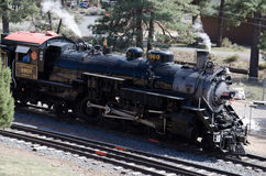 Steam engine 4960 Grand Canyon Stock Photo