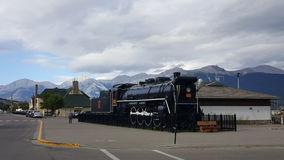 Steam engine Jasper Stock Image