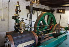 Steam engine Josephine Stock Photo