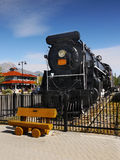 Steam Engine Locomotive, Canadian Pacific Railway Royalty Free Stock Photography