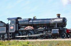 Steam Engine Lydham Manor 7827 Royalty Free Stock Photos