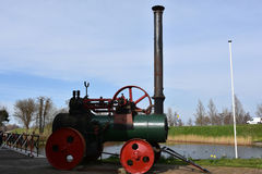 Steam engine Stock Images