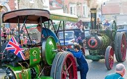 Free Steam Engine Rally . Stock Image - 15538321