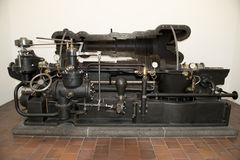 Steam engine - Reaction Turbine -  German Museum M Stock Images