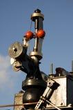 Steam Engine regulator Royalty Free Stock Image