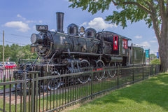 Steam Engine Royalty Free Stock Photos
