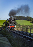 Steam Engine. Severn Valley Railway Steam Engines Royalty Free Stock Photos