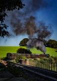Steam Engine. Severn Valley Railway Steam Engines Stock Photos