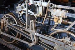 Steam engine train royalty free stock photo