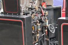Steam Engine Train. Royalty Free Stock Image