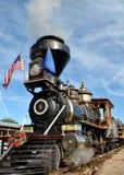 Steam Engine Train Stock Photo