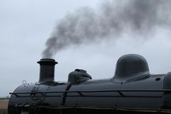 Steam Engine Train. Stock Photos