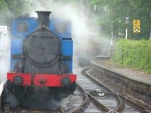 Steam engine train Royalty Free Stock Image