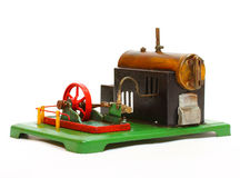 Steam engine. Stock Images