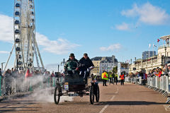 Steam finish Royalty Free Stock Images