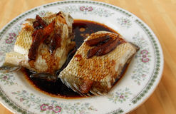 Steam fish Stock Images
