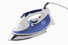 Steam iron Royalty Free Stock Photo