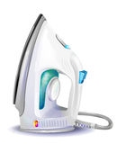 Steam iron Royalty Free Stock Photography
