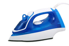 Steam iron Stock Image