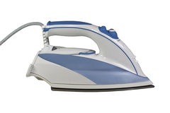 Steam Iron isolated Royalty Free Stock Image