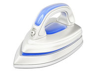 Steam iron Stock Photo