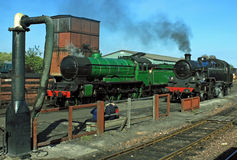 Steam loco Royalty Free Stock Photos