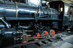 Steam loco Stock Photography