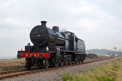 Steam loco light Royalty Free Stock Photo