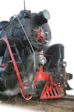 Steam locomotive. Stock Photography