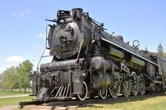 Steam locomotive, Ottawa, Canada