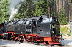 Steam Locomotive Royalty Free Stock Image