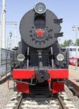 Steam locomotive 4 Stock Photography