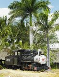 Steam locomotive,, Cuba Royalty Free Stock Image