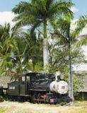 Steam locomotive,, Cuba Royalty Free Stock Image