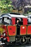 The steam locomotive Royalty Free Stock Photo