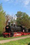Steam Locomotive Train Royalty Free Stock Photo