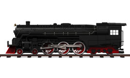 Steam Locomotive Train Royalty Free Stock Photography